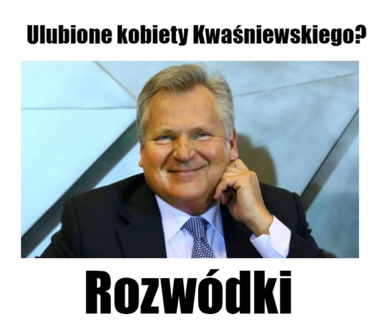 Choć Aleksander Kwaśniewski od wielu lat nie jest już czynnym politykiem, to jednak z mediów całkiem nie zniknął. Cały czas bowiem w internecie krążą