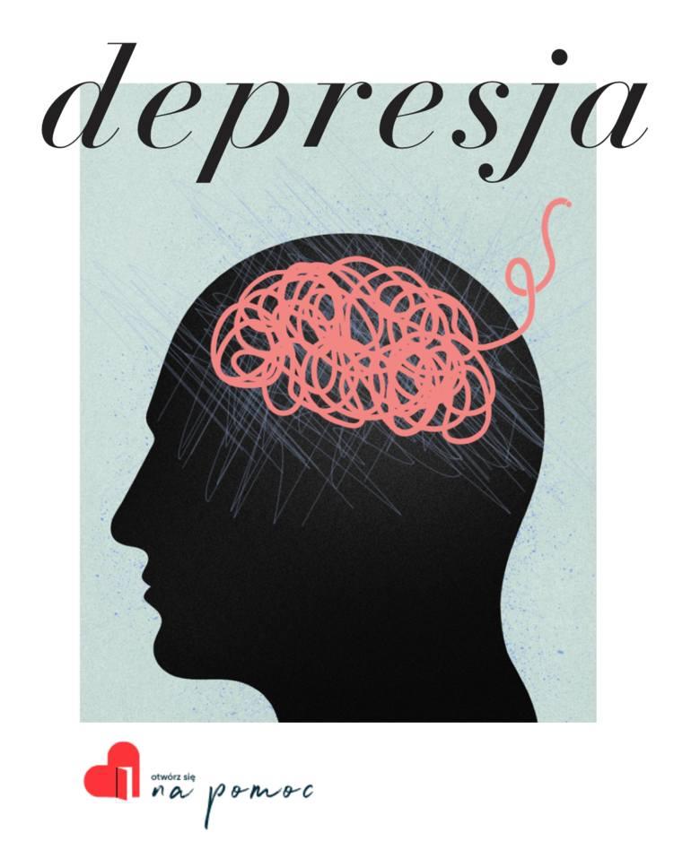 Otwórz się na pomoc! Dowiedz się więcej o depresji i zdrowiu psychicznym w pandemii