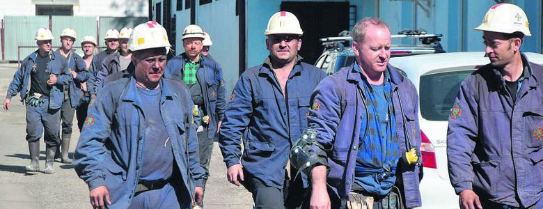 Akcja ratownicza w kopalni Zofiówka