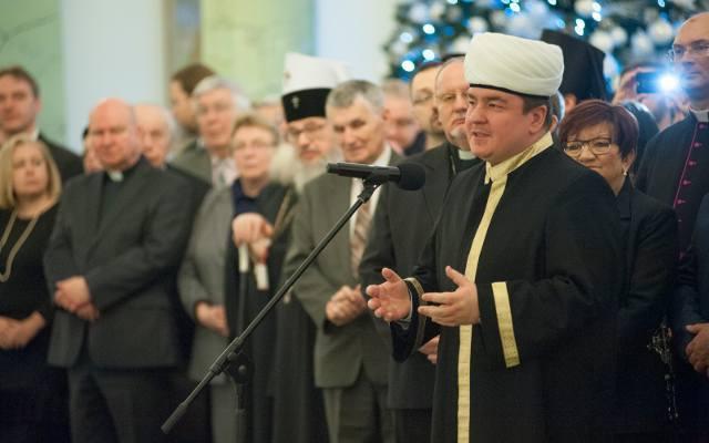 Tomasz Miśkiewicz, mufti Muzułmańskiego Związku Religijnego, jako nastolatek wyjechał do Arabii Saudyjskiej