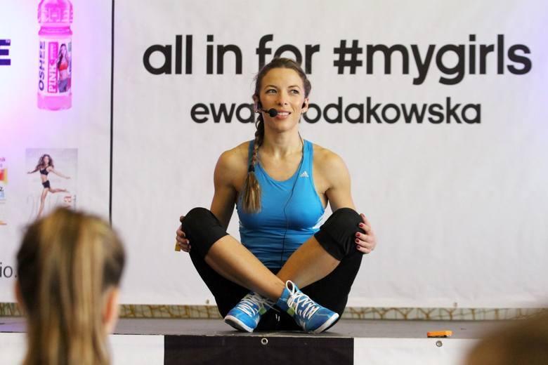 Ewa Chodakowska chce pobić rekord Guinnessa!