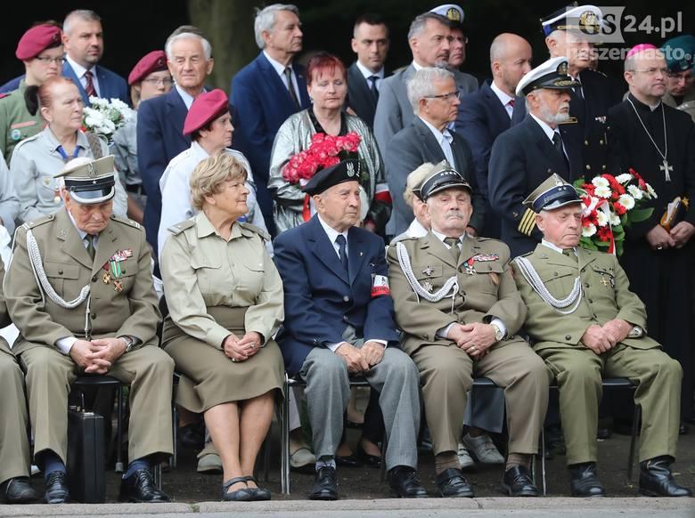 78. rocznica wybuchu II Wojny Światowej. Obchody na Cmentarzu Centralnym [zdjęcia, wideo]