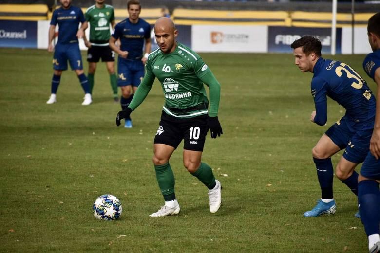 Stal Rzeszów - Górnik Łęczna 0:1. Gol młodzieżowca zapewnił trzy punkty