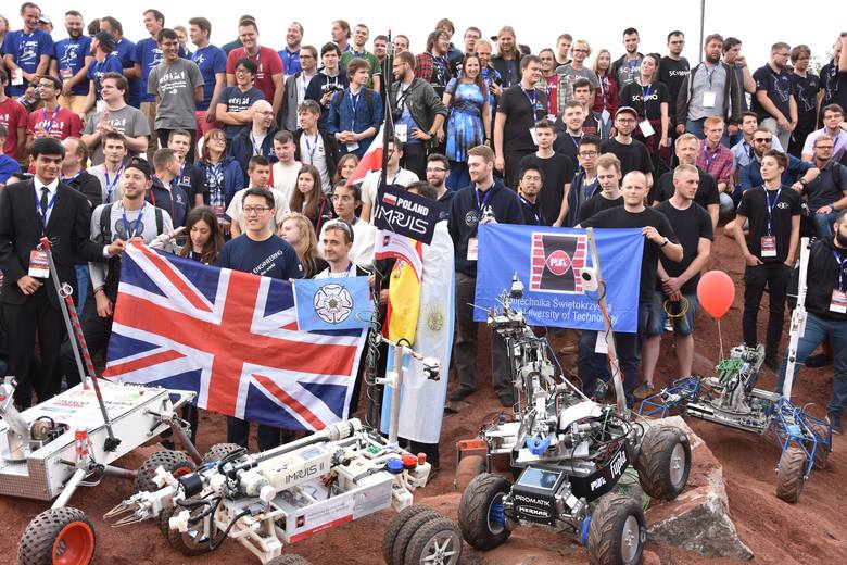 Starachowickie muzeum w filmie promującym kosmiczne talenty i European Rover Challenge (WIDEO, zdjęcia)