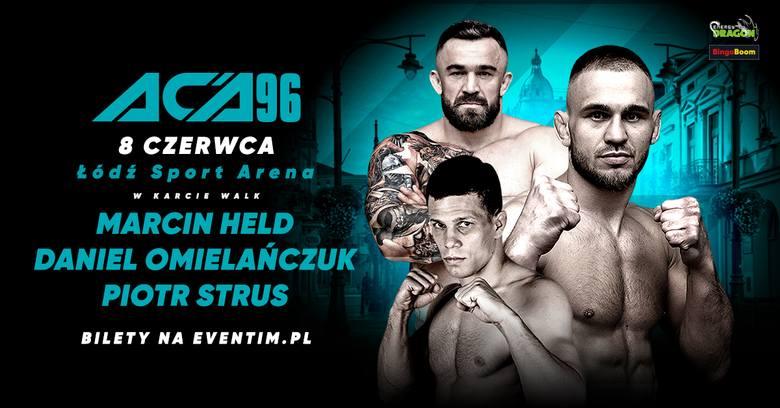 Mocna gala MMA już 8 czerwca w Łodzi!
