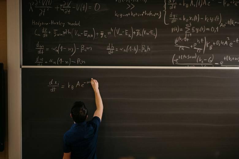 """Dominik Kufel interesuje się zastosowaniem fizyki w neurobiologii, czyli dziedziną znana pod nazwą """"neuroinformatyka"""". Neuroinformatyka korzysta z aparatu matematycznego fizyki i mocy obliczeniowej komputerów, by rozwikływać tajemnice biologii mózgu.<br /> We współpracy z Zakładem..."""