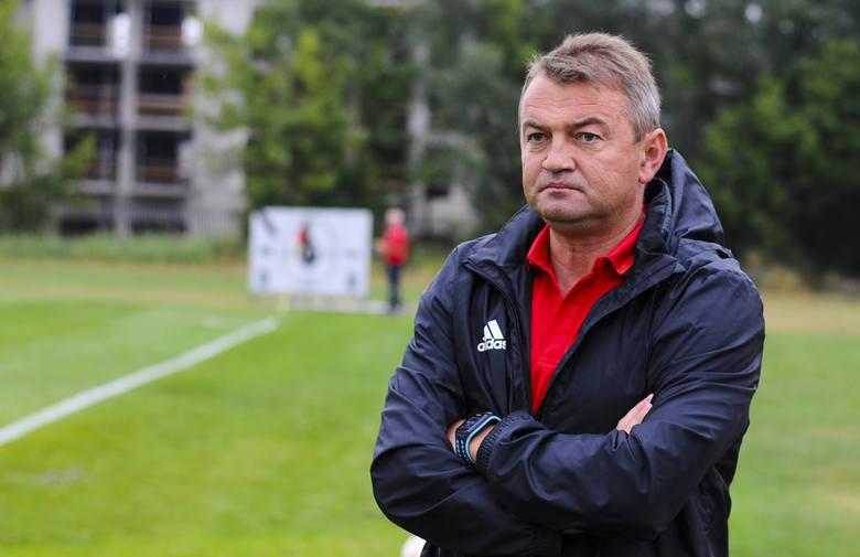 Mirosław HajdoW Garbarni: wrzesień 2014 – październik 2018. Obecnie: trener III-ligowego Motoru Lublin.