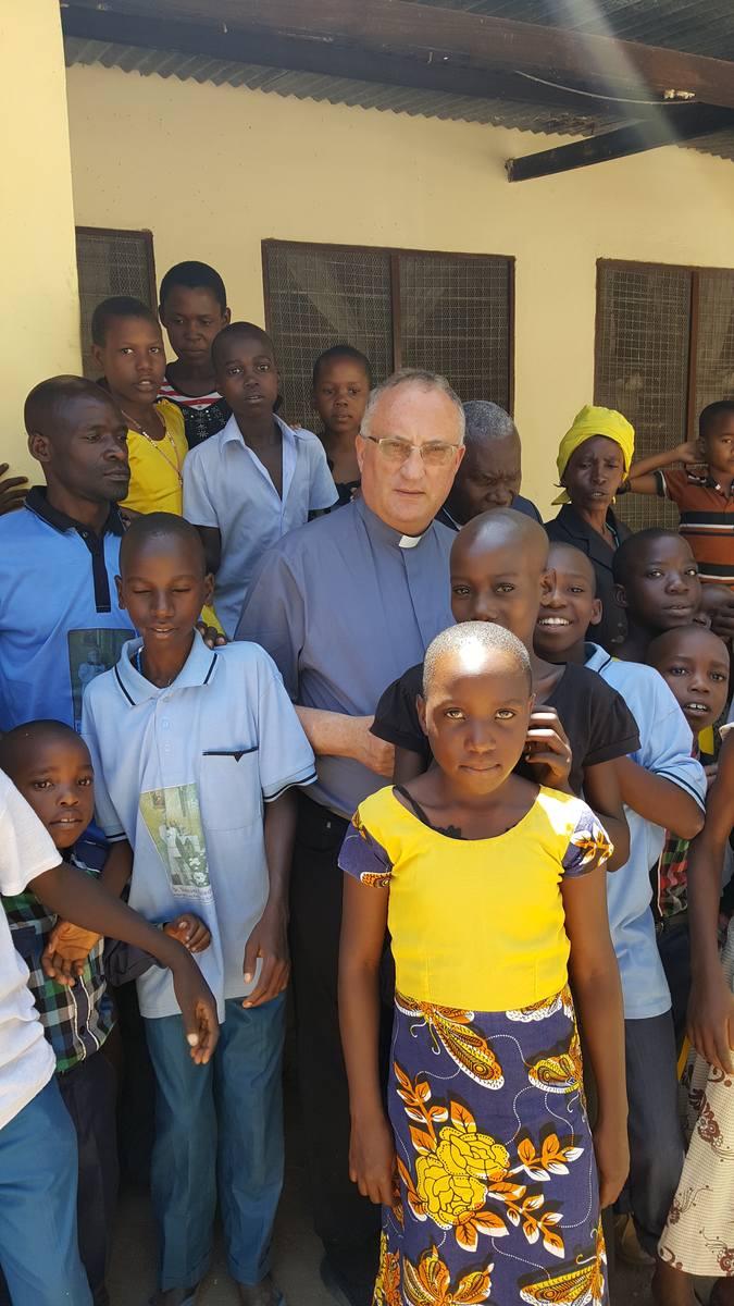 Ks. Dziedzic: Gdy w Afryce jest susza, głodują też misjonarze