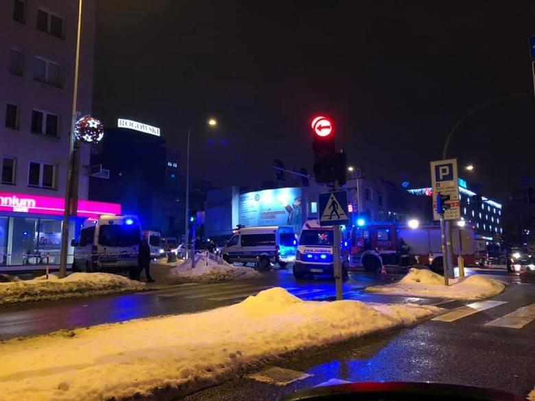 Białystok. Zderzenie radiowozu i peugeota. Sześć osób zostało rannych. Ale nie będzie śledztwa [ZDJĘCIA]