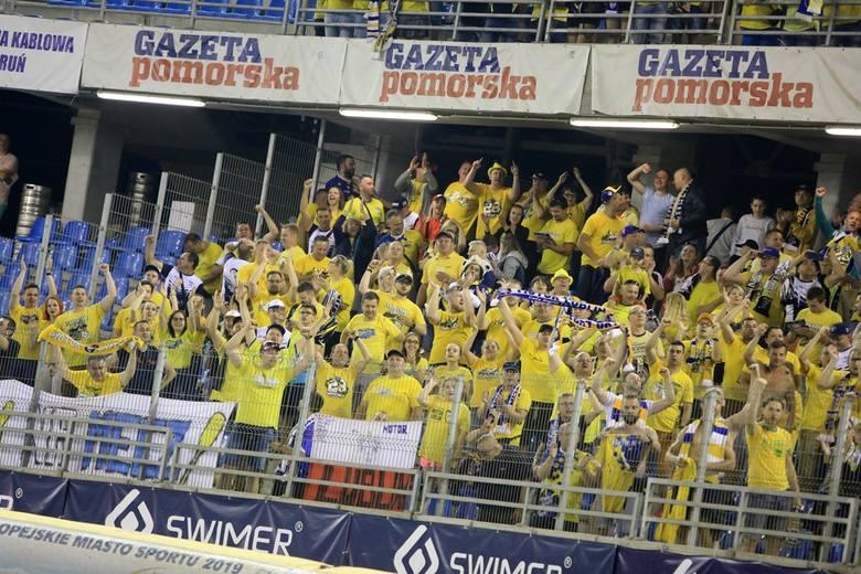 Wygrali w Toruniu, bo mieli fantastyczne wsparcie kibiców. Zobacz fanów Speed Car Motoru Lublin na Motoarenie (DUŻO ZDJĘĆ)