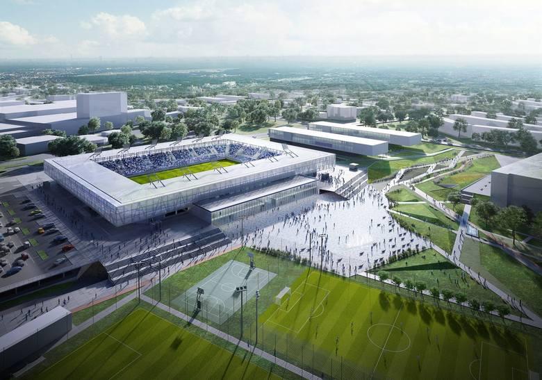 Na te stadiony czekamy. TOP 10 polskich obiektów, które mają powstać w niedalekiej przyszłości [GALERIA]