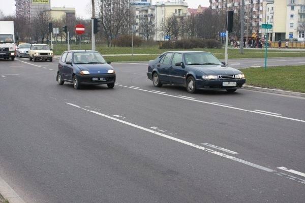 Uwaga na sygnalizacje świetlną na skrzyżowaniu Piastowska - Branickiego