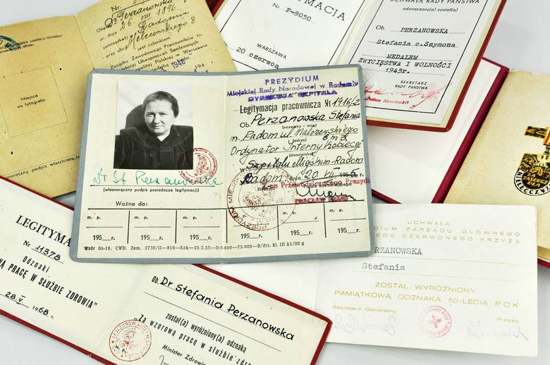 Z kolekcji dokumentów Stefanii Perzanowskiej, podarowanej przez jej wnuków.