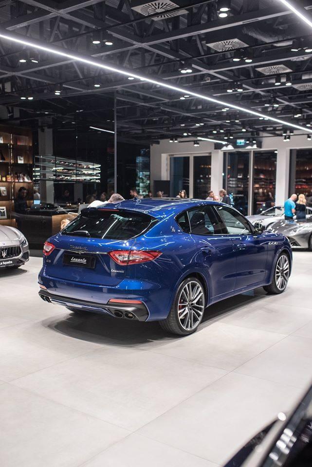 Premiera Levante GTS w Katowicach. Nowy SUV w ofercie włoskiego producenta ma silnik o mocy 550 KM
