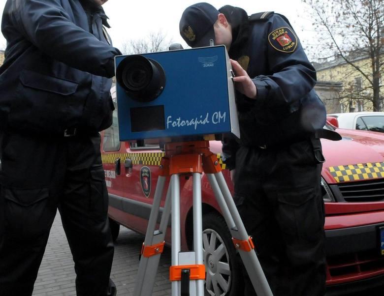 Fotoradar w Lublinie: Gdzie będą prowadzone kontrole prędkości