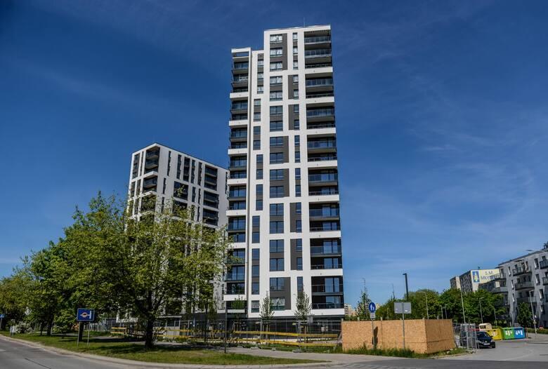 Budowane przez Budimex Nieruchomości dwa budynki na pasie startowym na Zaspie to pierwszy etap wielozadaniowej inwestycji. Szwedzki fundusz nieruchomości