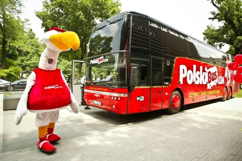 PolskiBus wjedzie na lubelski dworzec