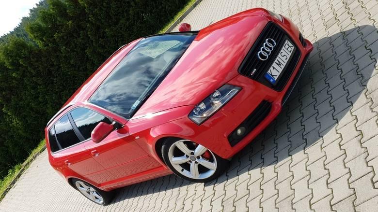 Audi A3, 2008r.Witam, chciałbym wam przedstawić moją brykę marzeń,jest to Audi A3 8p z silnikiem diesla o mocy 143 koni, które dostarczają mnóstwo frajdy