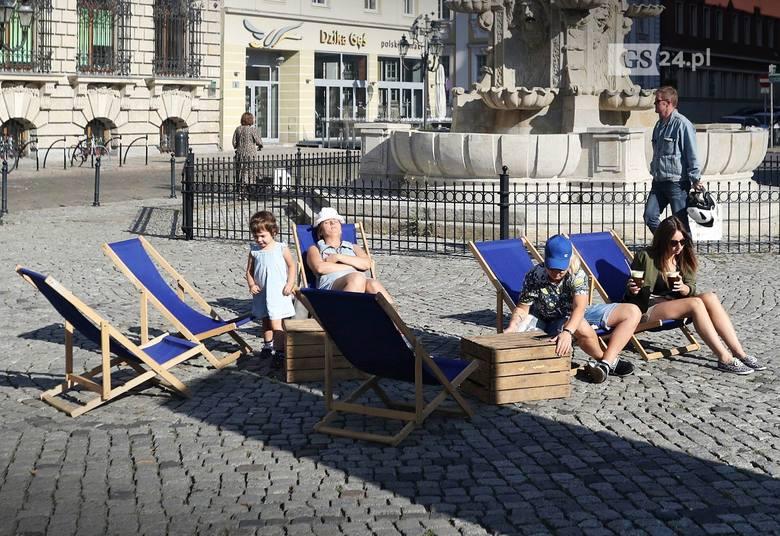 Święto placu Orła Białego w Szczecinie. Piknik zamiast parkingu [ZDJĘCIA, WIDEO]