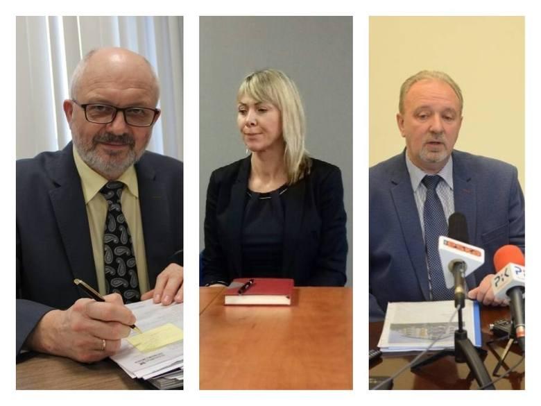 Zarobki prezesa MPGN-u, Joanny Elszkowskiej oraz wiceprezesa tej spółki, Wiesława Kozłowskiego jak również prezesa GTBS-u Ryszarda Brawika zostały podane