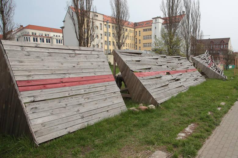 Miasto i Kana planują całkowitą zmianę terenu przy Trasie Zamkowej.