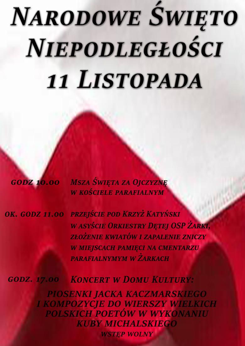 Obchody 11 Listopada W Powiecie Myszkowskim Jak Będą