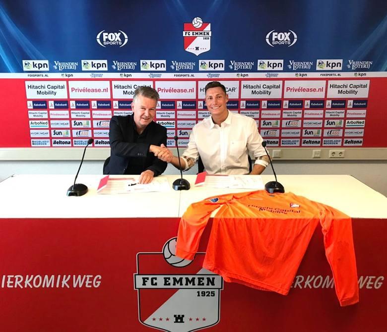 Matthias Hamrol trafił do Holandii