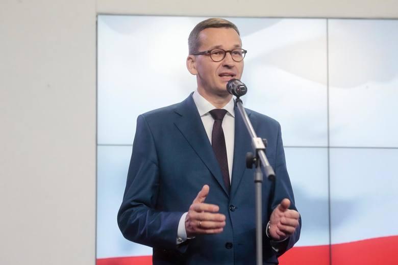 """Premier promuje Polski Ład. """"Chcemy usłyszeć co myślą Polacy"""""""