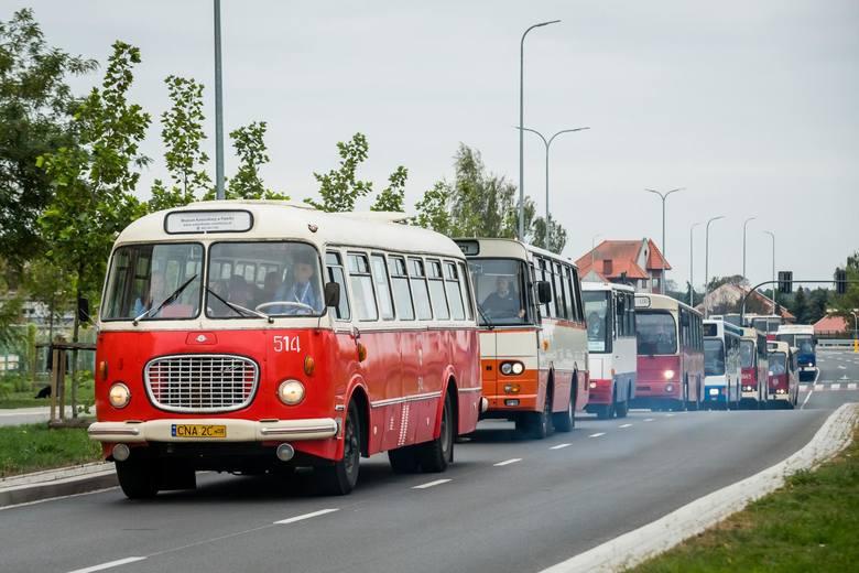 Jednym z małych projektów społecznych, które zyskały najwięcej głosów jest zlot zabytkowych autobusów