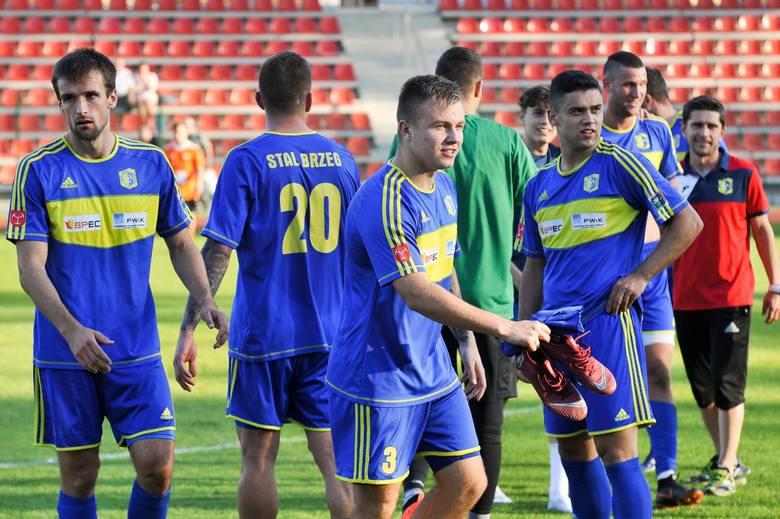 Piłkarze Stali zostali zaskoczeni przez rezerwy Górnika