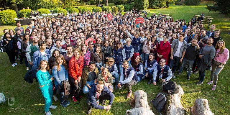 Z Jamajki i Suazi na studia do Łodzi - 3 tysiące zagranicznych studentów na Uniwersytecie Łódzkim