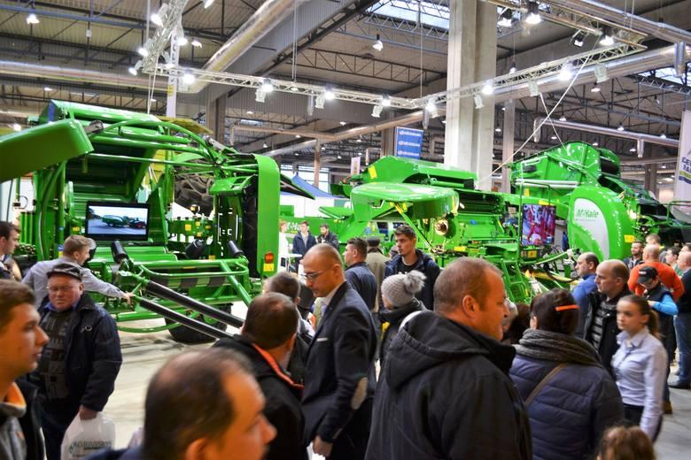 Mazurskie Agro Show 2019. Trwają targi rolnicze w Ostródzie