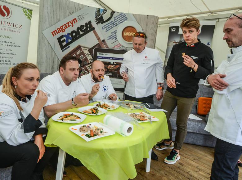 Kulinarne zmagania blogerów, artystyczne występy najmłodszych i moc atrakcji dla młodych i tych starszych na Wyspie Młyńskiej. Za nami Blogger Food Festival!