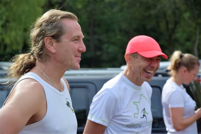 W niedzielę, 21 lipca, miłośnicy biegania spotkali się przy kąpielisku w Zielonej Górze Ochli, by odbyć pierwszy w tym roku trening trasą Zielonogórskich