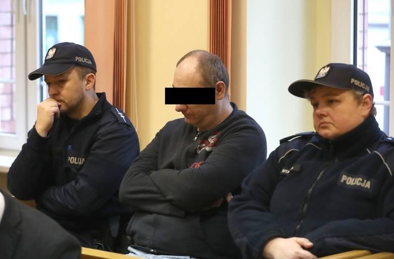 Maciej G. chciał utajnienia procesu, bo obecność mediów krępowała go. Sąd się nie zgodził