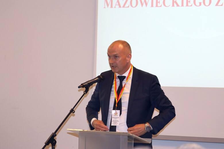 Prezes Sławomir Pietrzyk