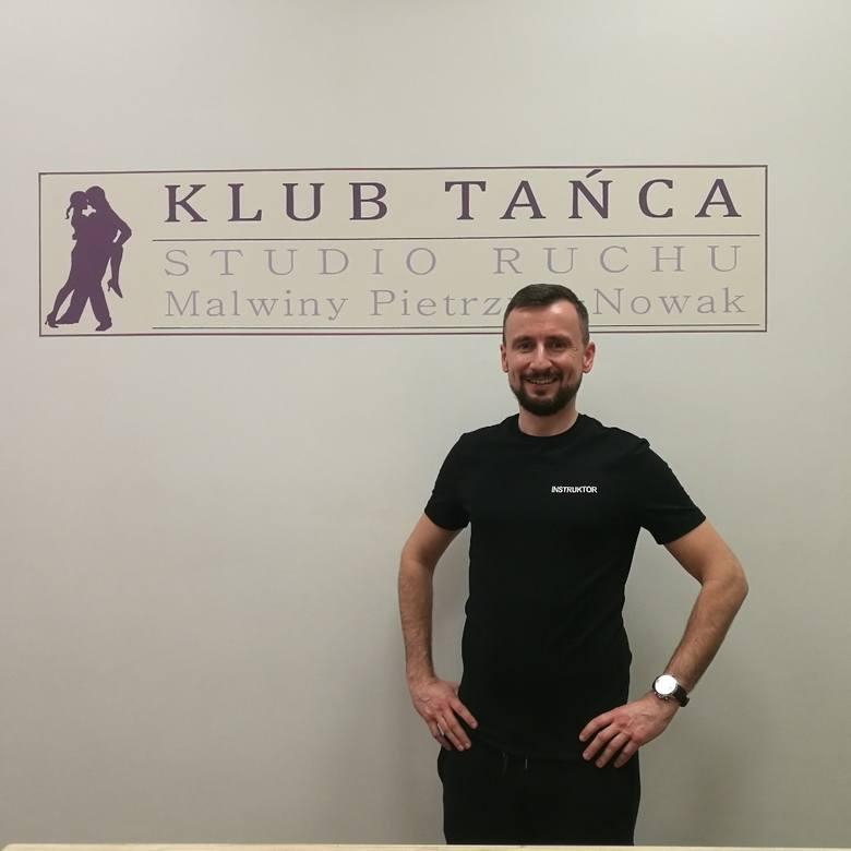 Maciej Paszowki, Wrocław, Klub Tańca - Studio Ruchu Malwina Pietrzyk-Nowak2. miejsceInstruktor Tańca RokuPan Maciej jest absolwentem Uniwersytetu Wrocławskiego