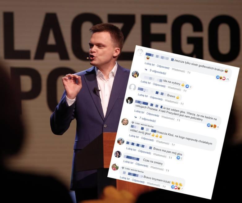Białostoczanin Szymon Hołownia będzie w najbliższych wyborach ubiegał się o fotel Prezydenta Rzeczpospolitej Polskiej. Sprawdziliśmy, jak na jego kandydaturę