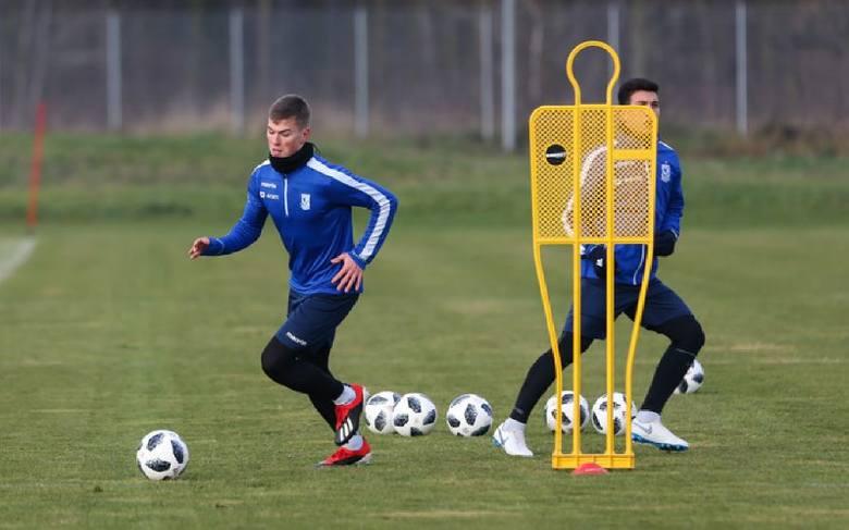 Hubert Sobol podczas wypożyczenia w Warcie nie dostał szansy gry. Jak będzie w Odrze Opole?