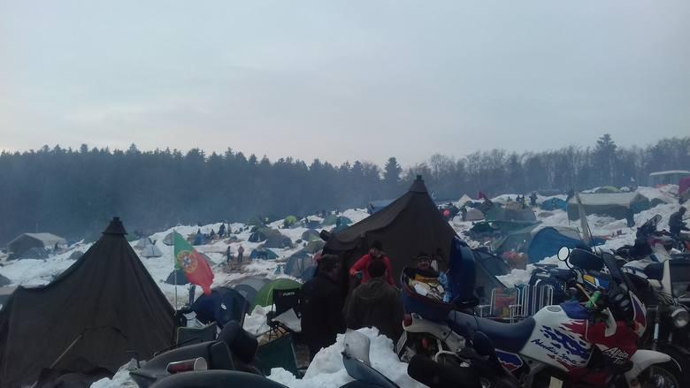 Elefantentreffen, zimowy zlot w Bawarii oczami lubelskiego motocyklisty (ZDJĘCIA)