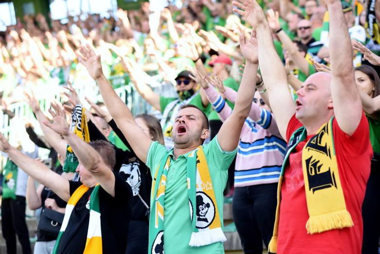W niedzielę (20 września) żużlowcy RM Solaru Falubazu Zielona Góra rozgrywali pierwszy mecz półfinału ekstraligi z Fogo Unią Leszno. Jak zwykle na stadionie