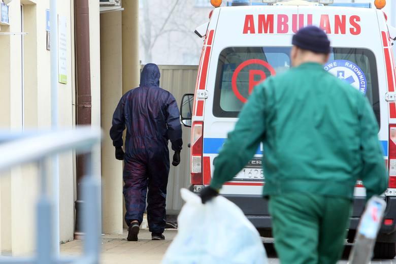 Na terenie województwa lubelskiego jest w sumie 101 przypadków zakażenia koronawirusem