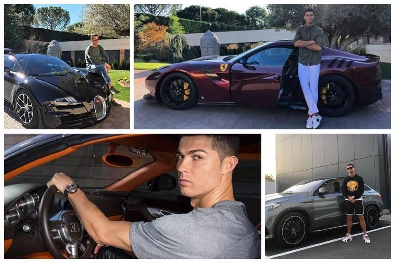 """Cristiano Ronaldo miał zamówić Bugatti Centodieci, jak informuje serwis """"TheSuperCarBlog"""". To limitowane auto jest hołdem dla legendarnego"""
