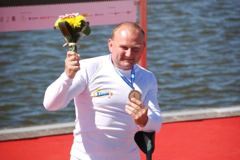Mirosław Rosiński zdobył brązowy medal w konkurencji LTA V1 – kanadyjka 200