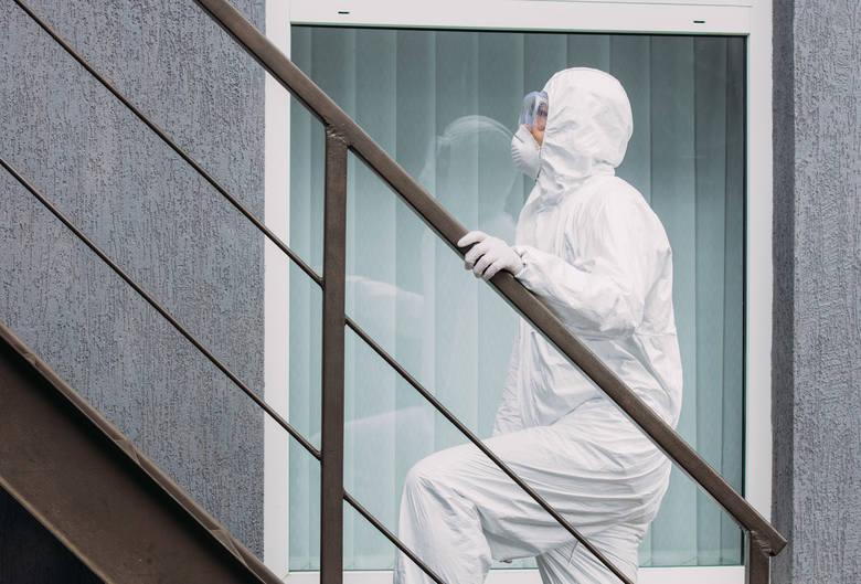 Trzecia osoba zakażona koronawirusem w Cieszynie to 8. przypadek na Śląsku.