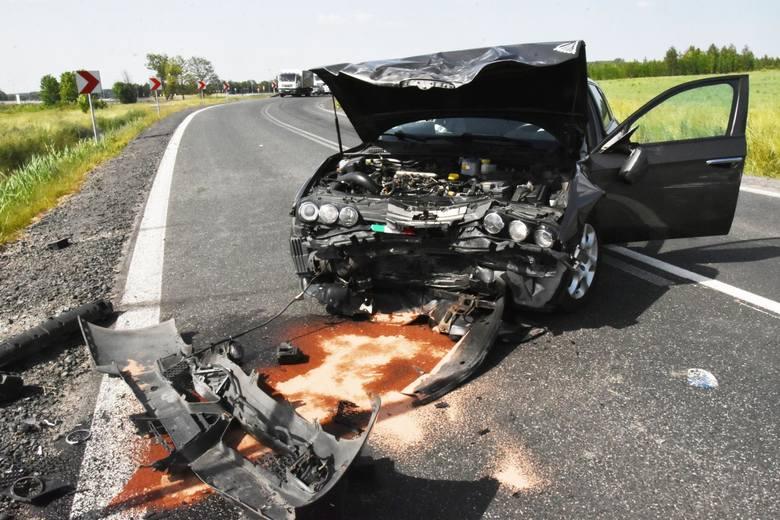 Do największej ilości wypadków drogowych w 2018 roku, doszło na powiatowych odcinkach dróg biegnących przez Podkarpacie. Takich zdarzeń policjanci odnotowali