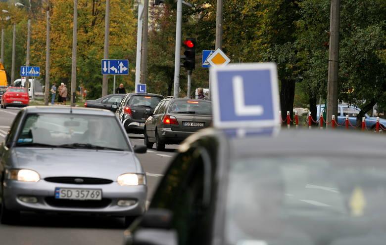 Dąbrowa Górnicza: 578 zarzutów dla właściciela szkoły nauki jazdy!