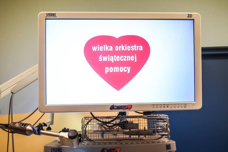 W poznańskiej klinice egzoskop będzie służył laryngologom przy operacjach, w których dokładność i precyzja odgrywa szczególną rolę.