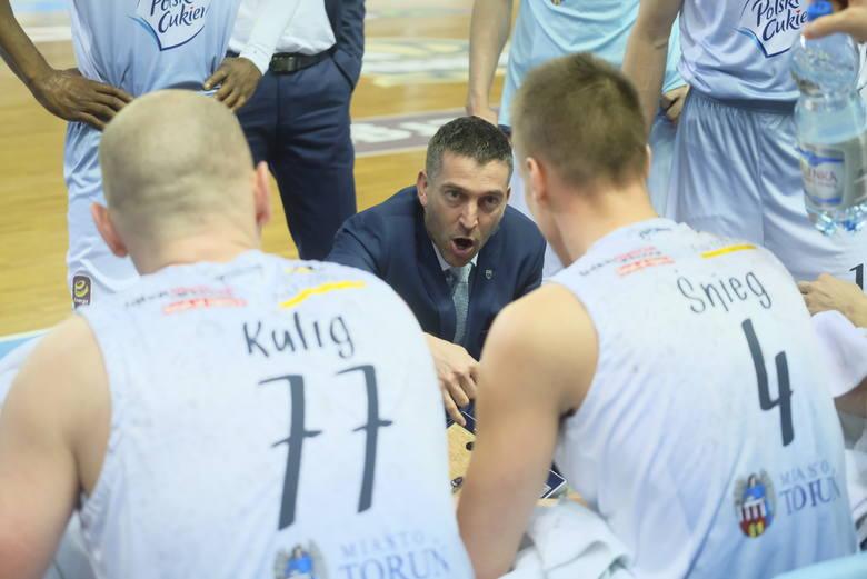 Trener Polskiego Cukru Dejan Mihevc zdaje sobie sprawę z tego, że zespół z Lublina gra coraz lepiej i nie będzie dziś łatwym przeciwnikiem