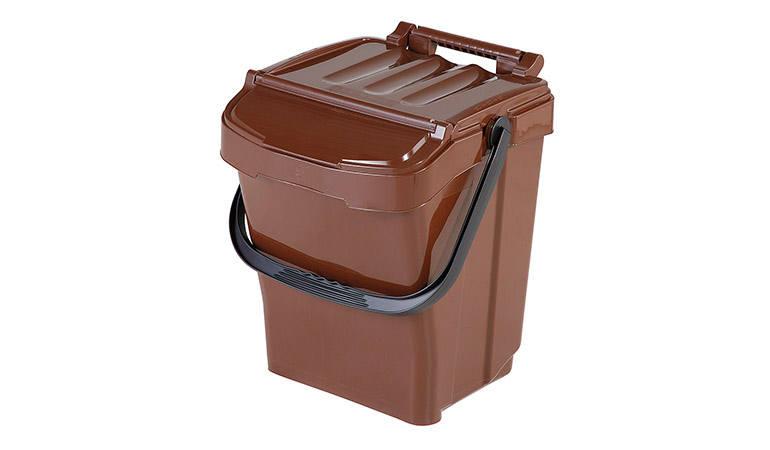 Pojemniki na bioodpady. Jak chronić się przed przykrym zapachem?